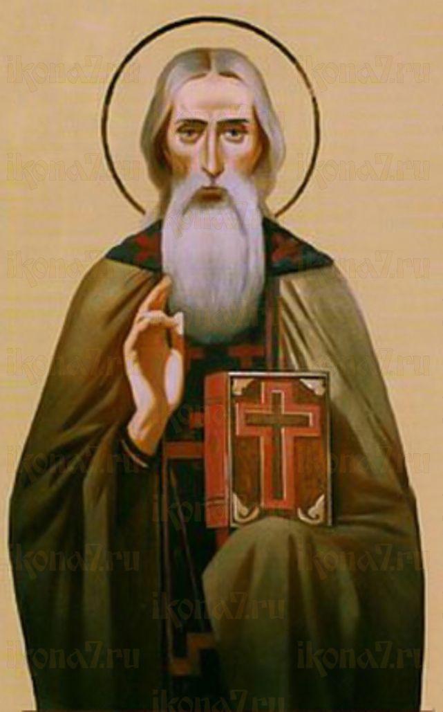 Икона Палладий Александрийский преподобный
