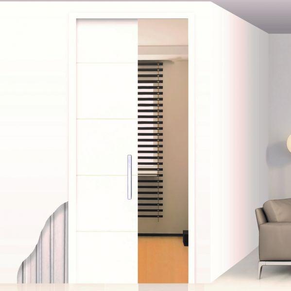 Пенал для дверей OpenSpace Unico высотой 2000 мм