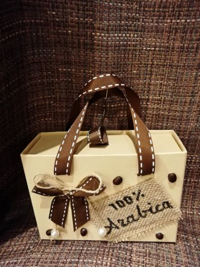 Набор Кофемана  - подарочный набор с кофе