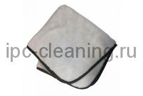 Полотенце, двойное полотно, для полировки 40х40 ,400gsm
