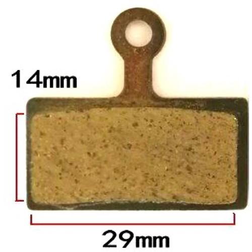 Тормозные колодки для Электросамокатов G-Booster/M5