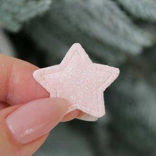 Кукольный аксессуар Набор звёзд нежно-розовый