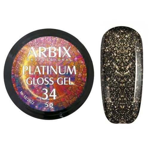 Arbix Platinum Gel 34