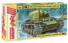 3624ПН Танк КВ1 с пушкой Л11
