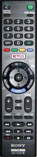 Пульт Sony RMT-TX102D