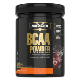 BCAA powder 2:1:1 Sugar Free от Maxler 420 гр