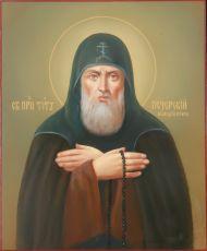 Икона Тит Печерский преподобный