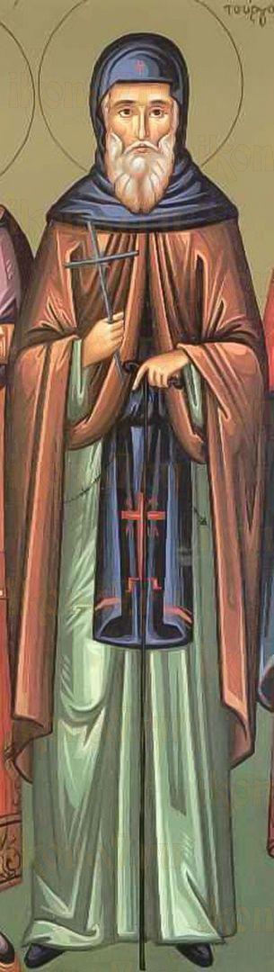 Икона Тит Чудотворец священномученик