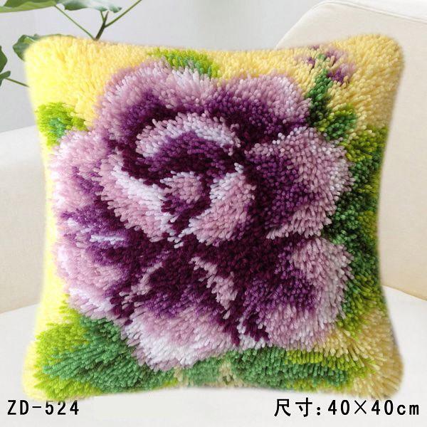 Набор в ковровой технике (подушка)