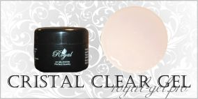 CRISTAL CLEAR ROYAL GEL 30 мл