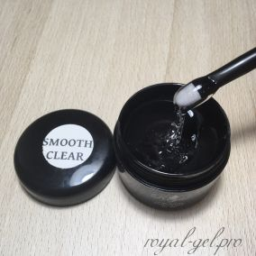 SMOOTH CLEAR GEL ROYAL 15 мл