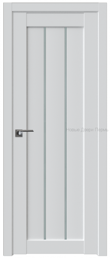 49U АЛЯСКА стекло матовое - PROFIL DOORS межкомнатные двери