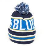 "Шапка ""NHL Saint Louis Blues"" с вышивкой черная (Арт. 59139)"