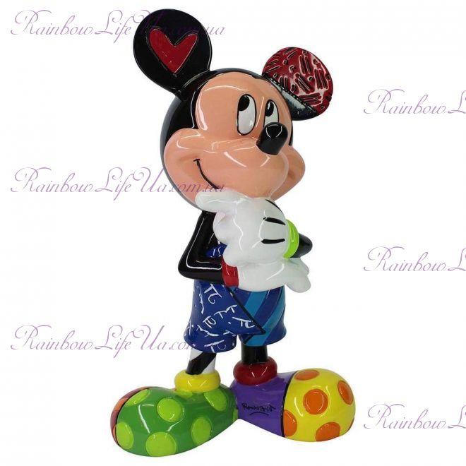 """Фигурка думающий Микки Маус """"Disney. Britto"""""""
