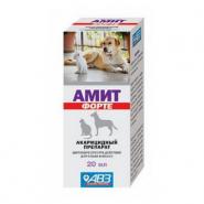 Амит Форте, акарицидный препарат 20 мл