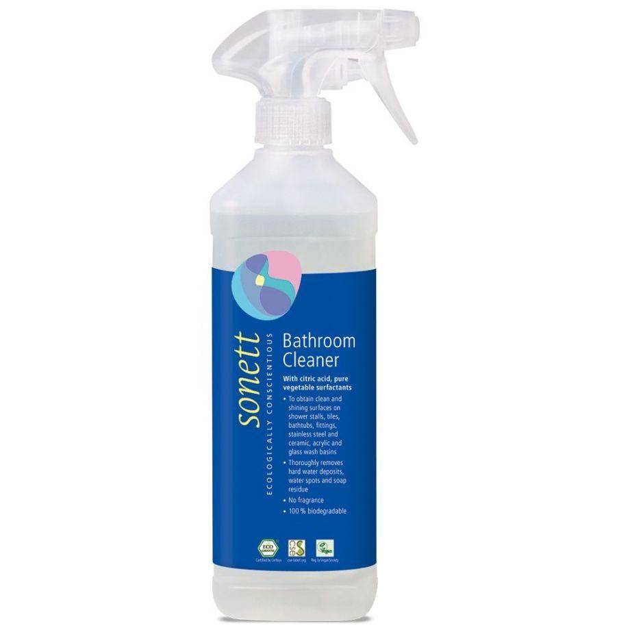 Sonett Средство для чистки ванной комнаты с цитрусовой кислотой, 500 мл