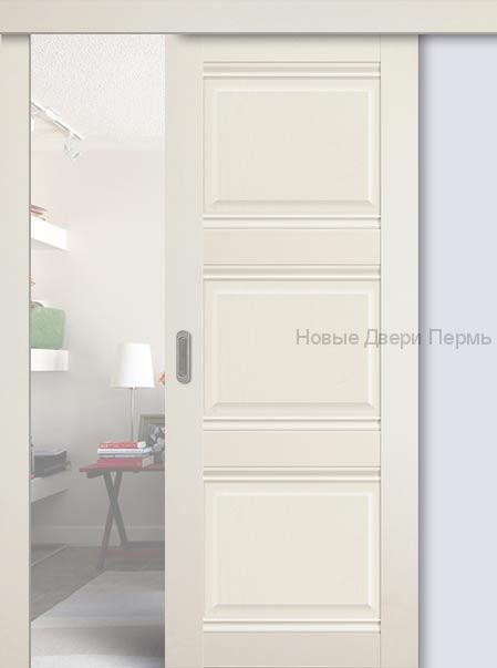 3Х модель, 3 цвета, 1 раздвижная дверь комплект Профильдорс