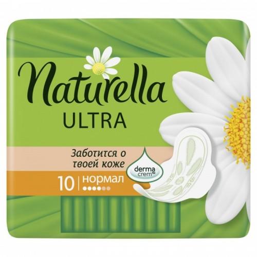 """Naturella Ultra """"Camomile"""" Normal 10"""