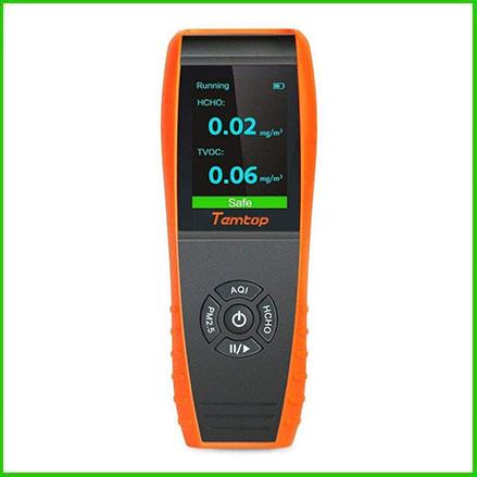 Анализатор воздуха Temtop LKC-1000S