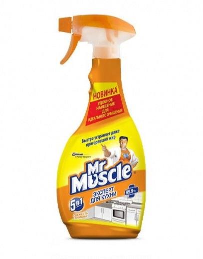 "Mr.Muscle  ""Свежесть лимона"""