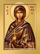 Икона Фомаида Александрийская мученица