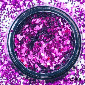Камифубики Hanami Ромбики, фиолетовый, 1мм