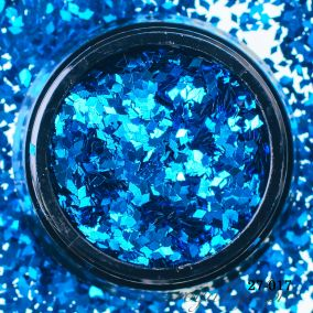 Камифубики Hanami Ромбики, голубой, 1мм