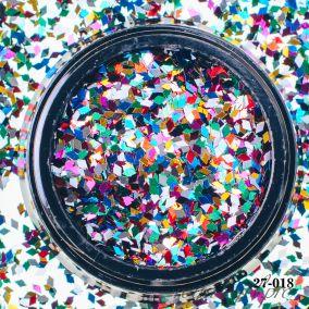 Камифубики Hanami Ромбики,цветной микс, 1мм