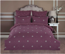 Постельное белье Сатин Гвиневра  2-спальный Арт.1700-2