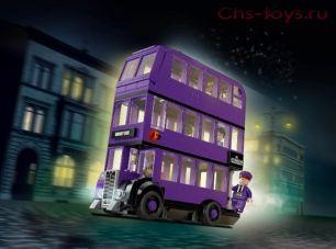 Конструктор Lari Гарри Поттер Автобус «Ночной рыцарь» 11342 (75957) 419 дет