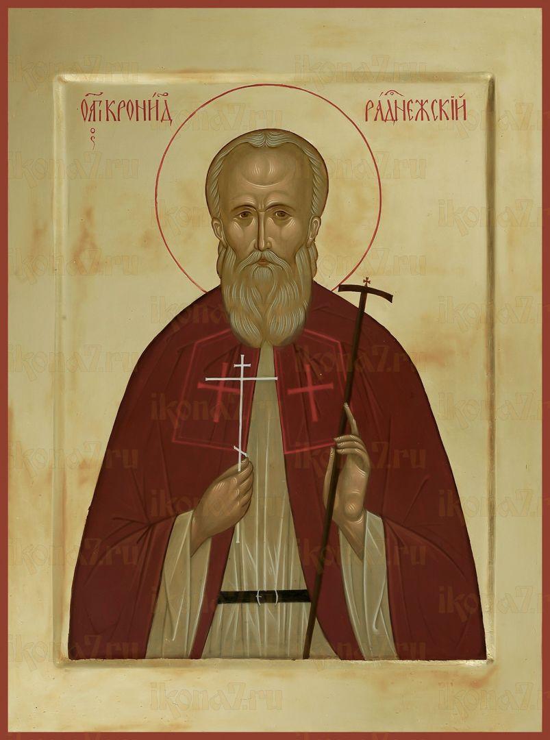 Икона Кронид Любимов преподобномученик