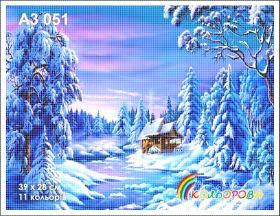 А3 051 Кольорова (набор 2000 рублей)