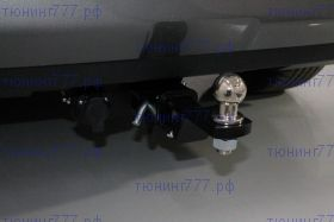 Фаркоп (тсу) ТСС, крюк под квадрат