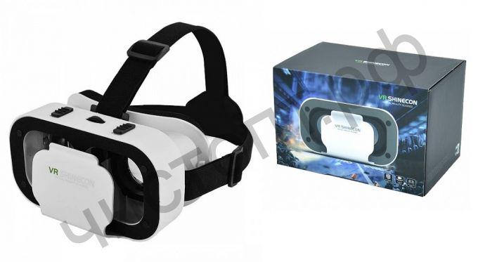 3D ОЧКИ VR-box вирт. реальности Shinecon SC-G05A (V200)
