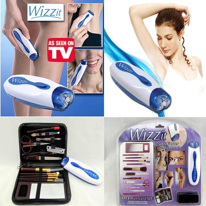 Эпилятор домашний Wizzit