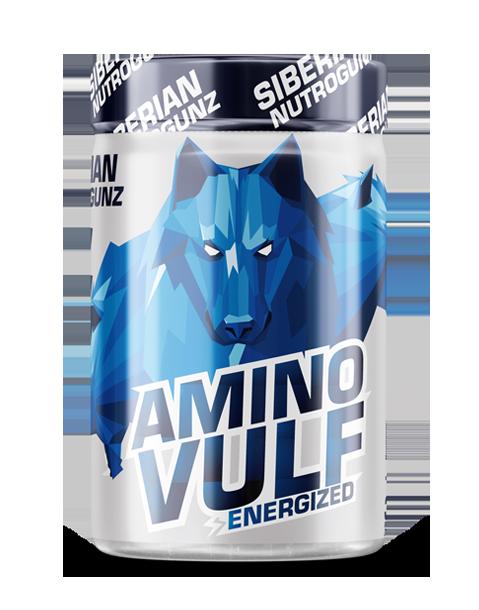 AminoVulf Energized от Siberian Nutrogunz  225 гр