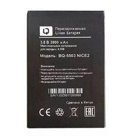 Аккумулятор для BQ BQS-5503 Nice 2