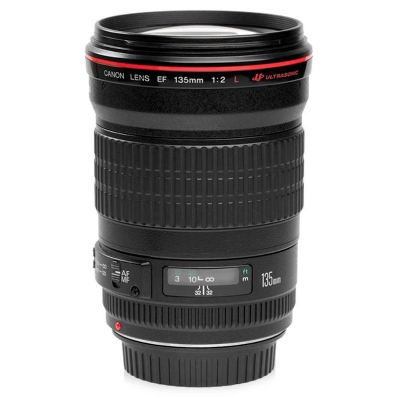 Объектив Canon EF 135mm f/2L USM (japan)