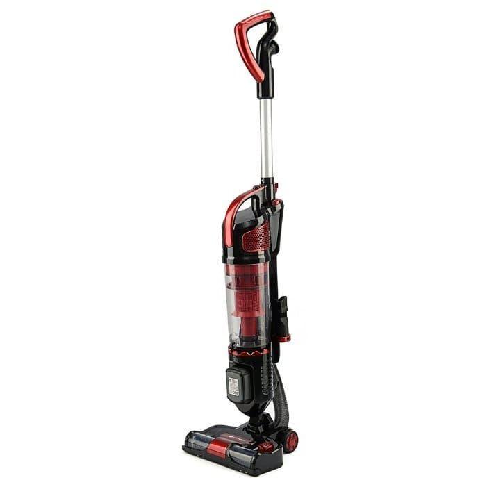 Вертикальный пылесос KitFort КТ-521-1 красно-черный