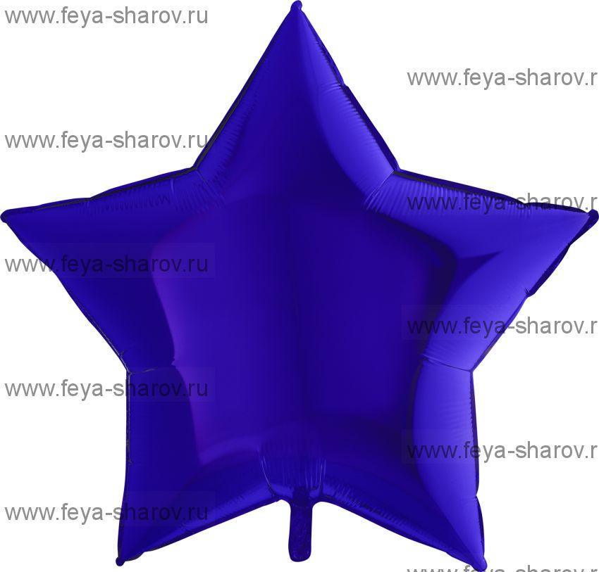 Шар Звезда 81 см