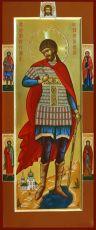Икона Кирилл Севастийский мученик