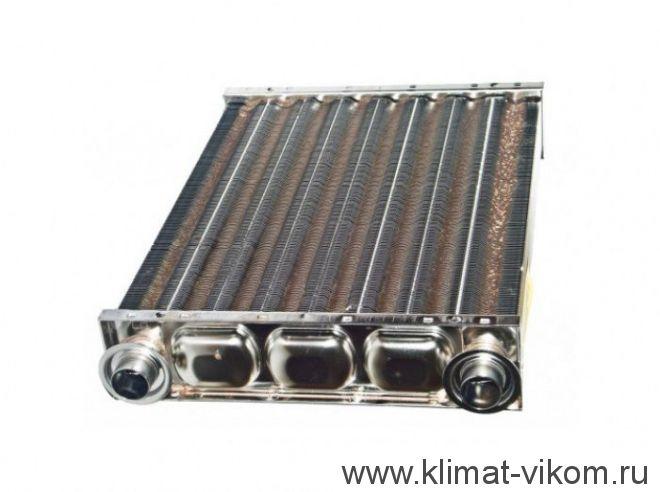 Теплообменник основной Deluxe 35-40K, DeluxePlus 35-40K, Prime Coaxial 35K арт. 30012862А