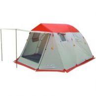 Палатка RockLand Camper 5 (беж/красный)