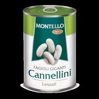 Фасоль белая гигант 400 гр., Fagioli Cannellini giganti D'Amico 400 gr.