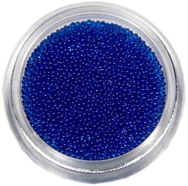 Бульонки для дизайна 2,5гр голубые
