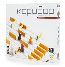 Настольная игра Коридор (Quoridor)
