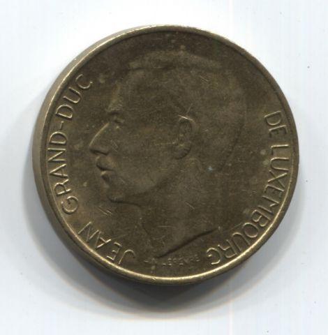 5 франков 1988 года Люксембург