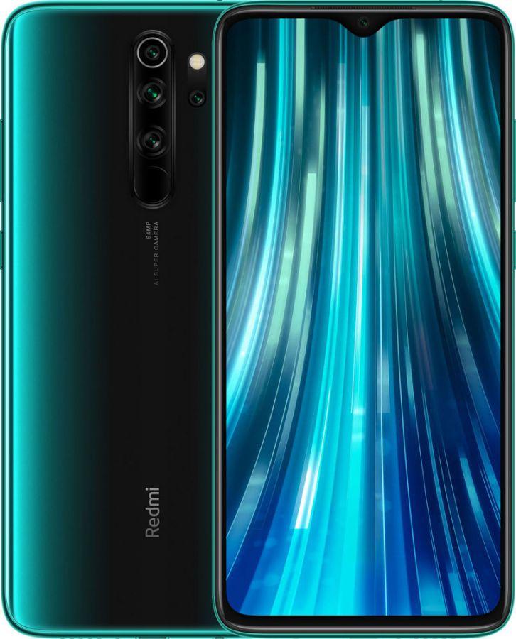 Смартфон Xiaomi Redmi Note 8 Pro 6/64Gb Green