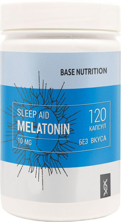 Melatonin 10 мг от CMTech 120 капсул