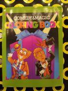 Волшебная книжка-раскраска (малая) Comedy&magic